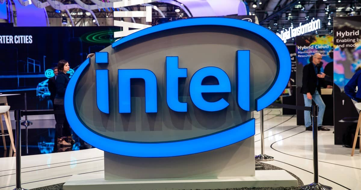 Intel Trademarks New EVO and Core Logos