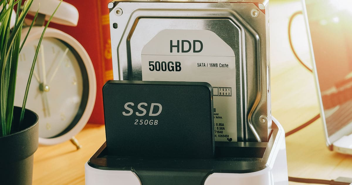 What makes it different from an SSD (Solid State Drive)?