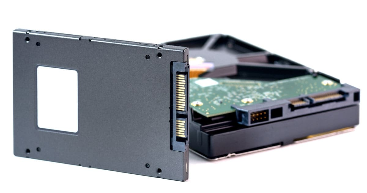 What makes an SSD different from an HDD (Hard Disk Drive)?